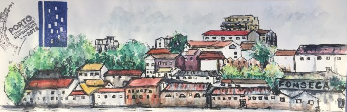 Porto, Urban Sketchers Symposium 2018