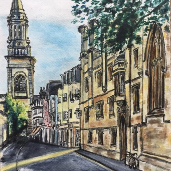 Turn Street, Oxford