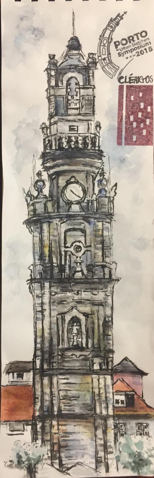 Porto, Urban Sketchers Symposium 2018